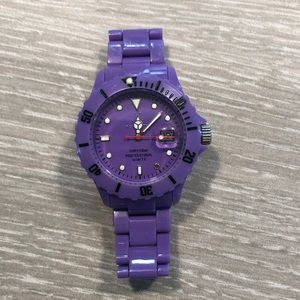 Purple ToyWatch